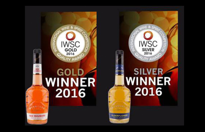 Wenneker Silver and Gold 2016